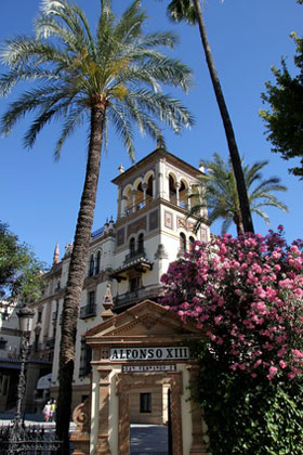AlfonsoXIII Hotel in Andalusien